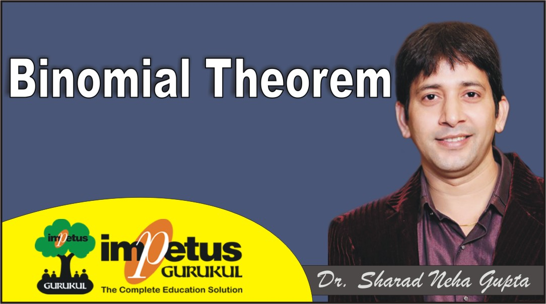 Binomial Theorem - 1