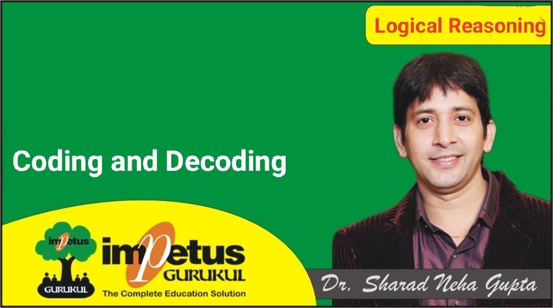 Coding-Decoding - 01