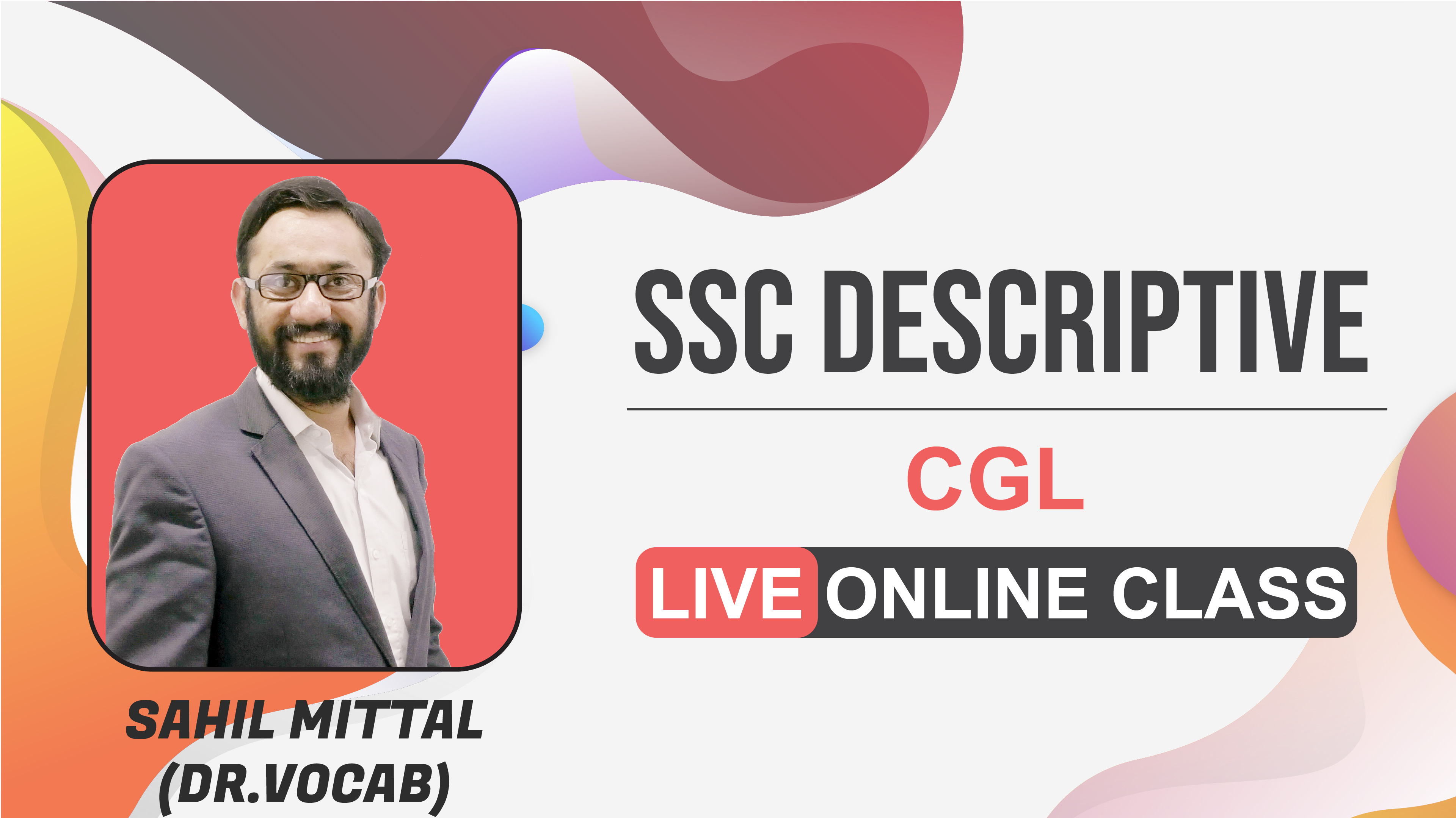 Session 9 | Descriptive Special | by Sahil Mittal Sir