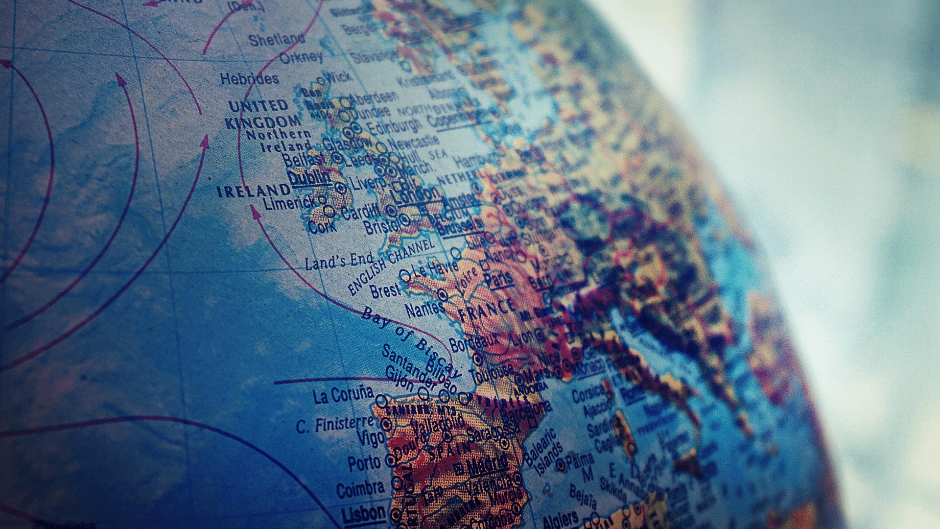 Geography: Latitudes and Longitudes