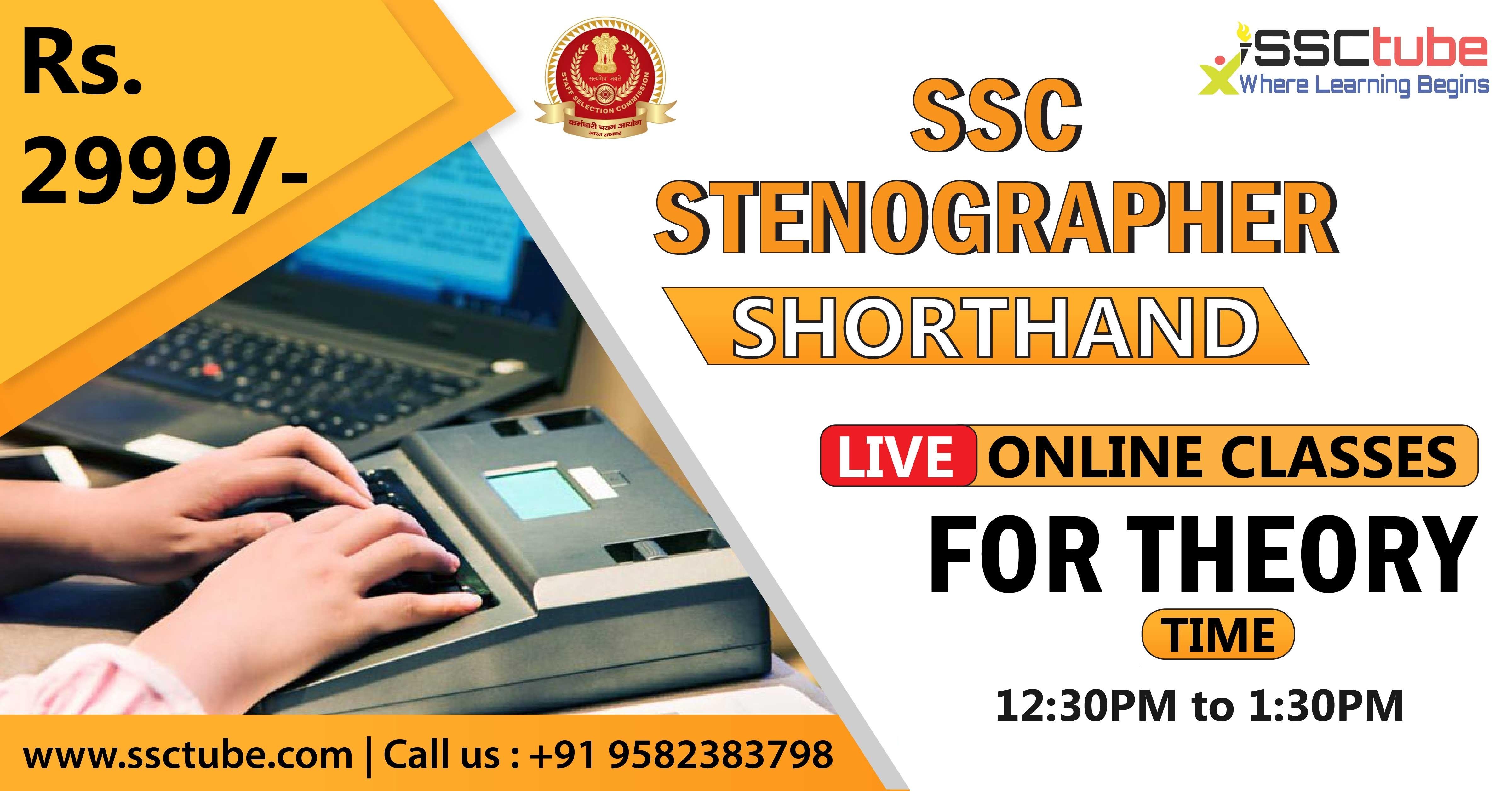 Session 6 | Stenography | By Manoj Sir